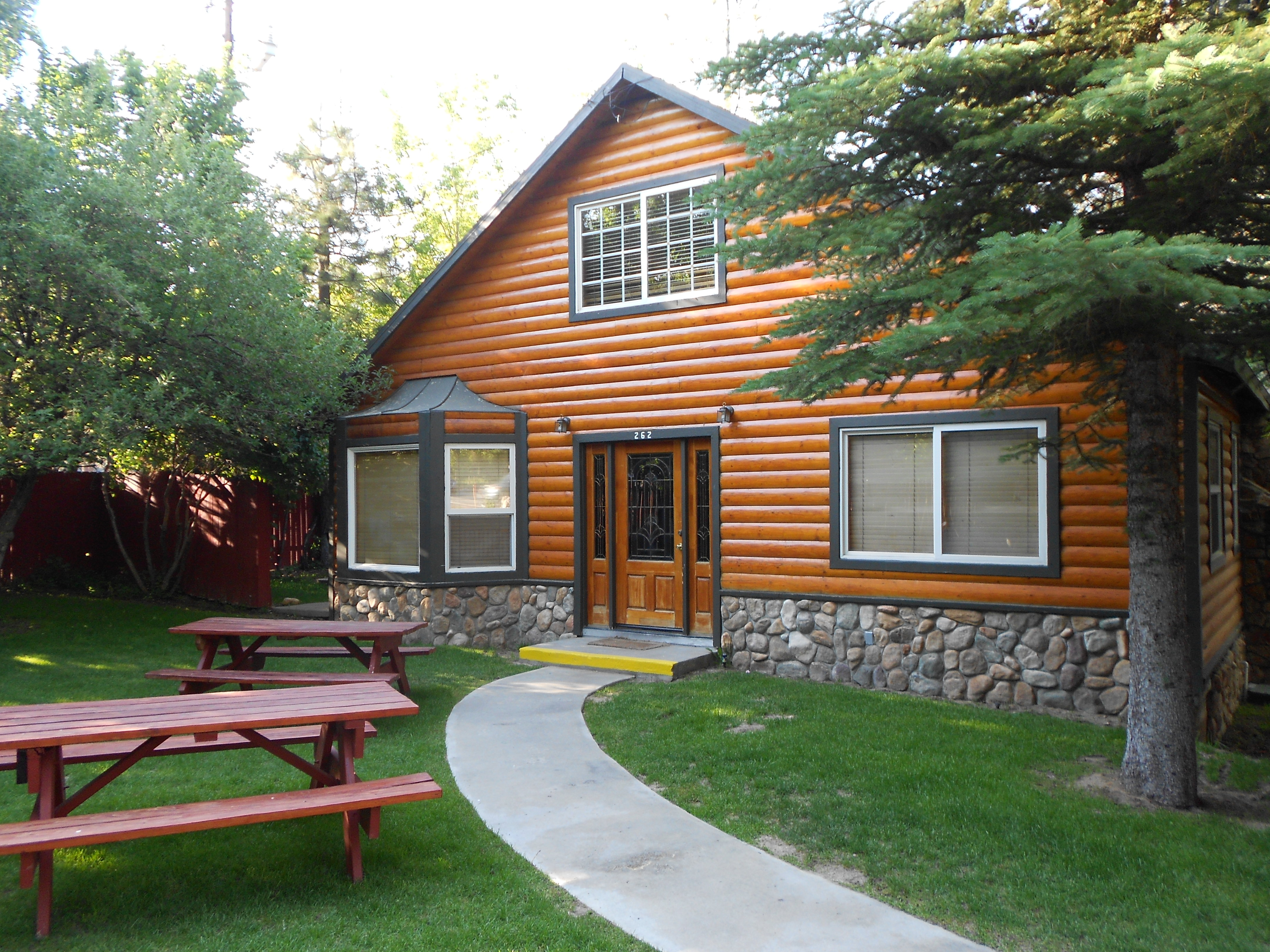 Big Bear Cabins Hotel Big Bear Lake California Big