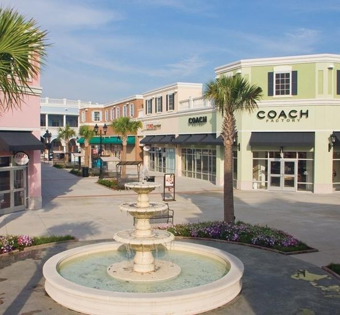 Hotel by Tanger Outlets Charleston SC
