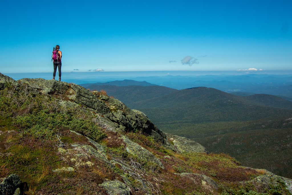 Mount Washington Hiking