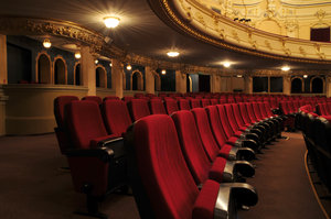 S Red Theatre Seats