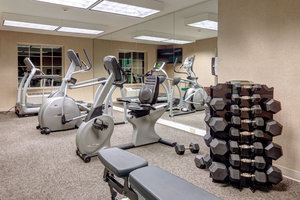 Amenities 24 Hour Fitness Center