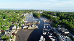 Kennebunk Aerial View
