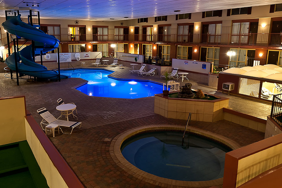 Hotel In Midland Texas Grand Texan Hotel Convention Center