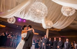 Ballroom Ceiling Wedding Treatment