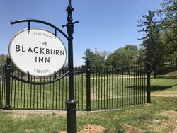 Blackburn Inn Sign