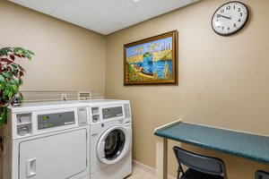 Guest Laundry Machines