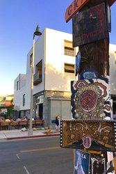 Hotel In The Funk Zone In Santa Barbara Hotel Indigo