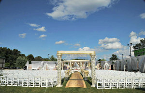 Outdoor Weddings At Waterford