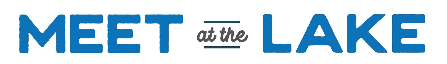 Logo for Meet at the Lake