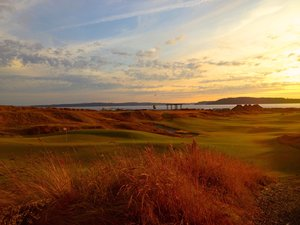 Chambers Bay at Sunset
