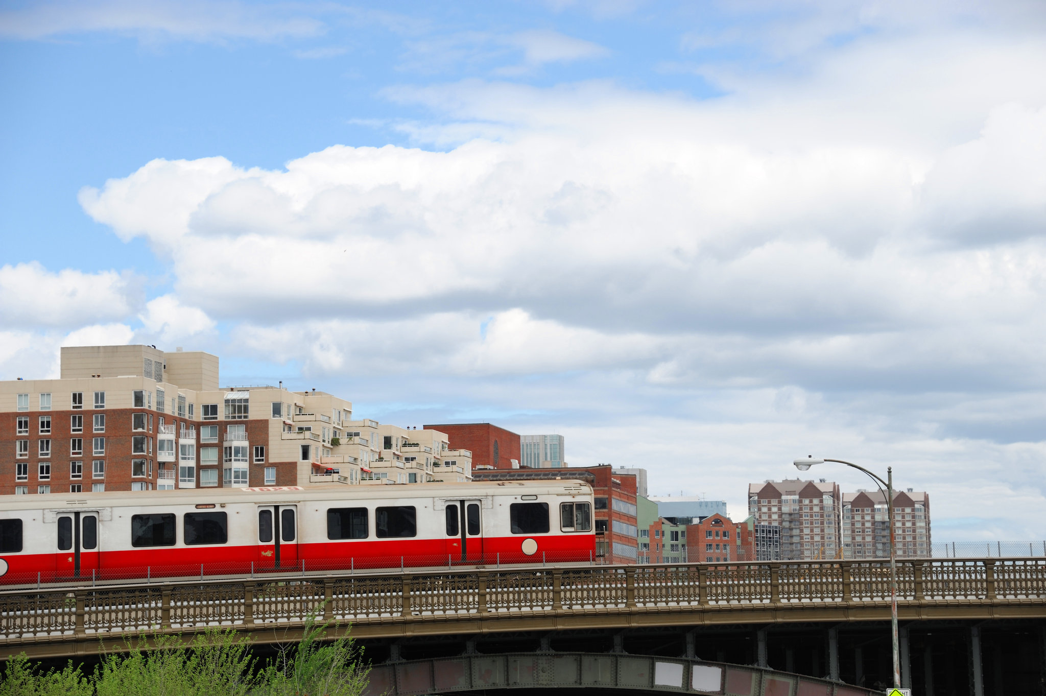 Use the Red Line to Get Around on the T in Cambridge & Boston