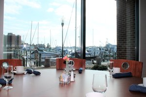 Regatta Grille View