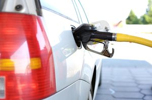 Car Gas Refuel