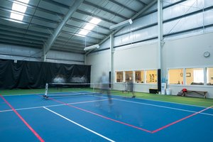 Indoor Pickleball