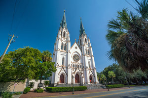 St John Baptist Cathedral Savannah