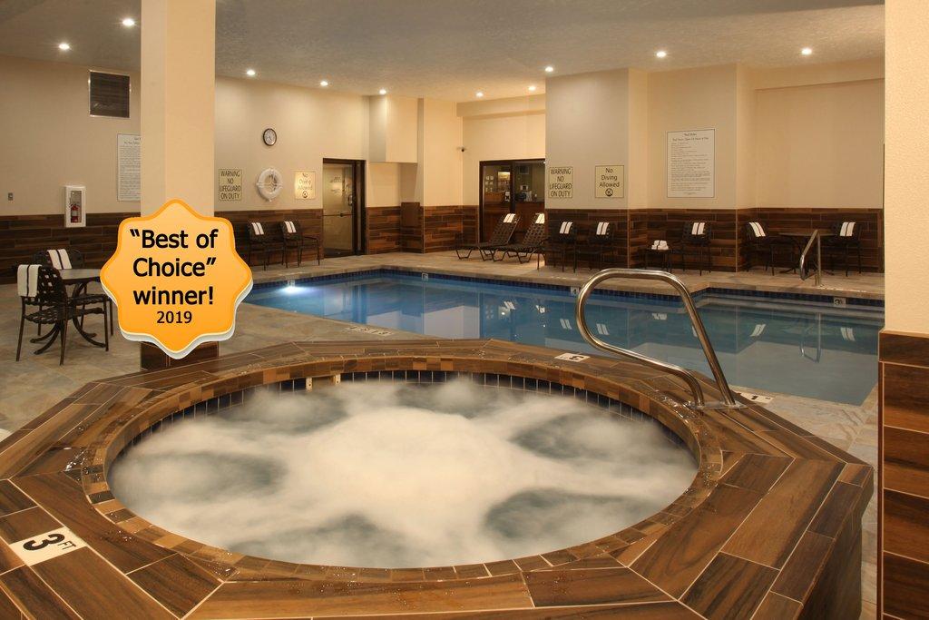 Hotel In North Spokane Washington Quality Inn Oakwood
