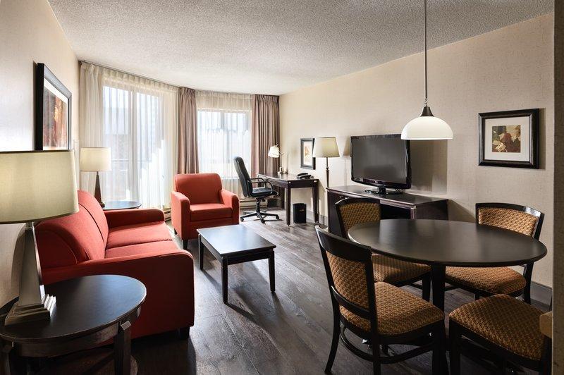 Premiere Suite Living Room Shot New Floors