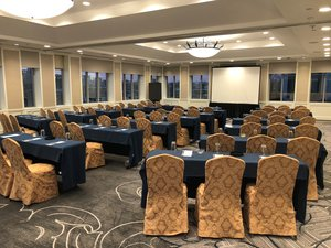 Meetings and Seminars in the Admiral Ballroom