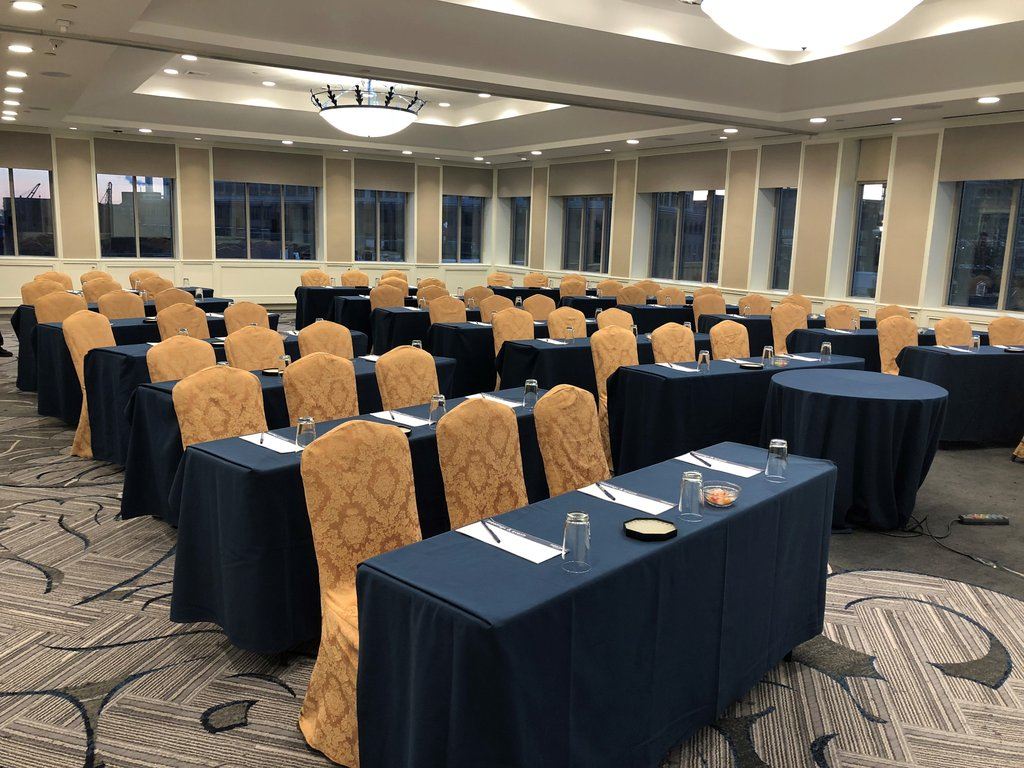 Meetings in the Admiral Ballroom
