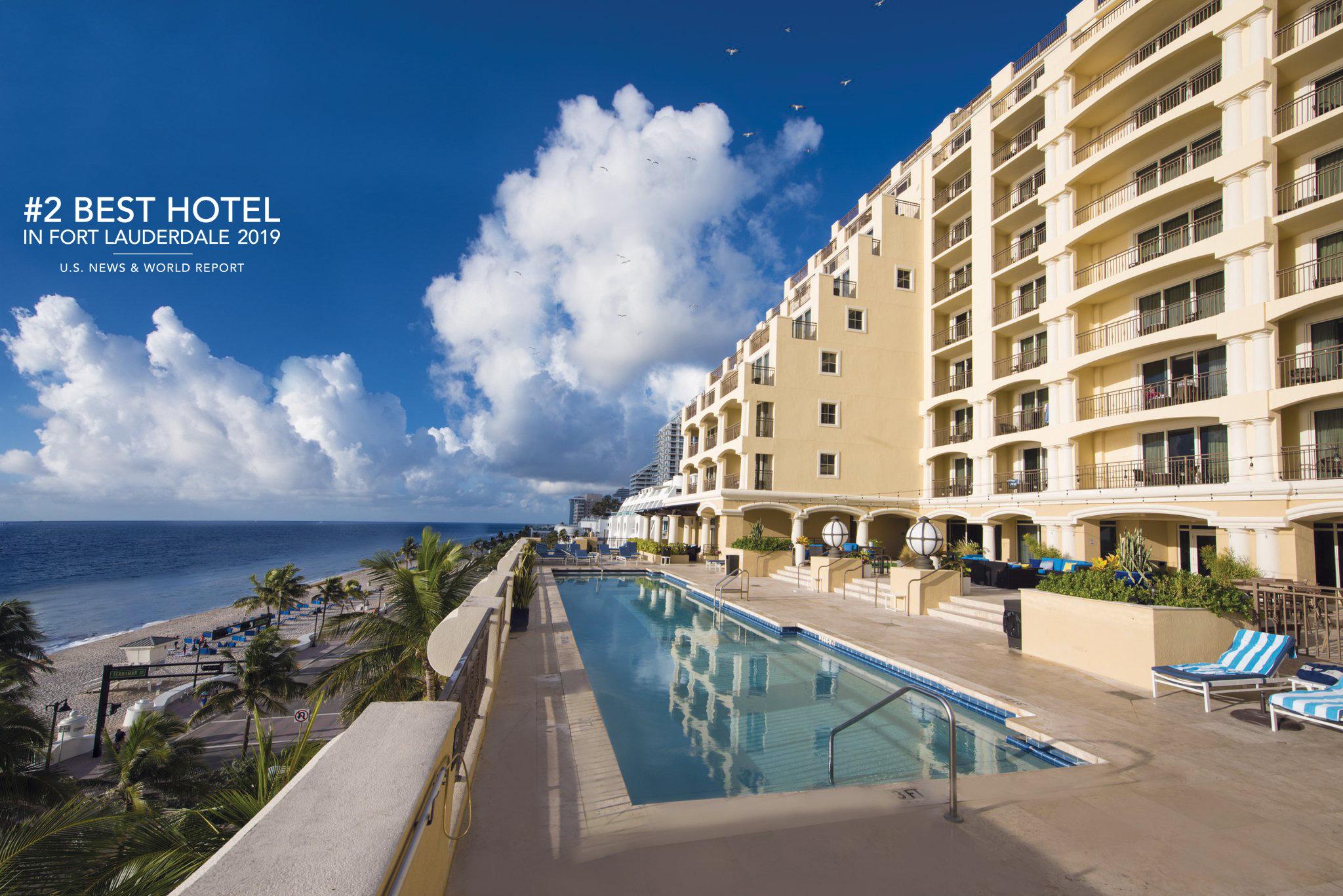 Luxury Hotel In Fort Lauderdale The Atlantic Hotel Spa