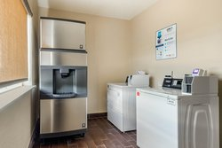 Coin & Credit Card Operated Laundry Facilities